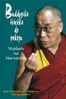 Okładka książki Buddyjska ścieżka do pokoju. Wykłady na Harvardzie