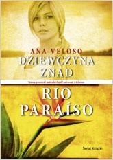 Okładka książki Dziewczyna znad Rio Paraiso