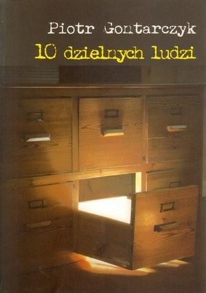 Okładka książki 10 dzielnych ludzi