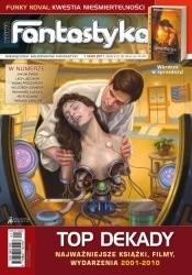 Okładka książki Nowa Fantastyka 340 (1/2011)