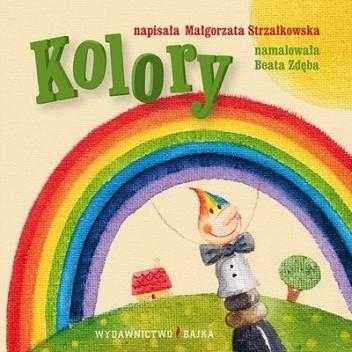 Okładka książki Kolory