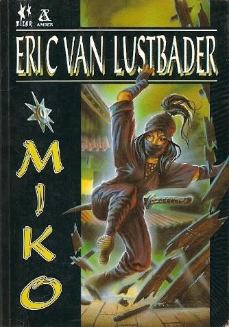 Okładka książki Miko