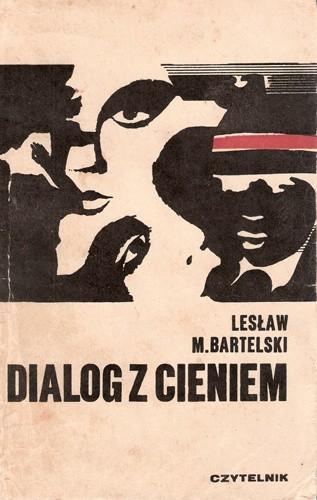 Okładka książki Dialog z cieniem