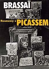 Okładka książki Rozmowy z Picassem