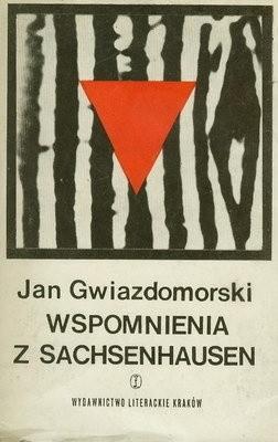 Okładka książki Wspomnienia z Sachsenhausen