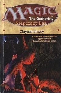 Okładka książki Szepczący las