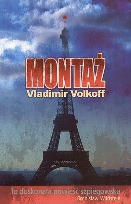 Okładka książki Montaż