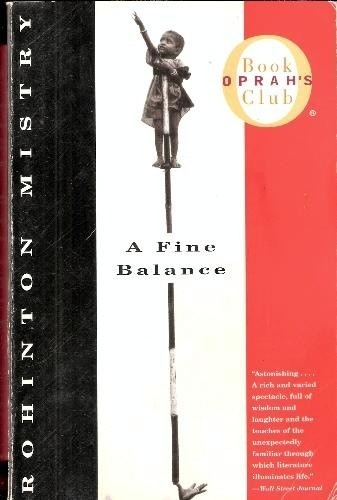 Okładka książki A Fine Balance