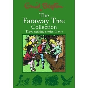Okładka książki The Faraway Tree Collection