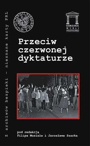 Okładka książki Przeciw czerwonej dyktaturze