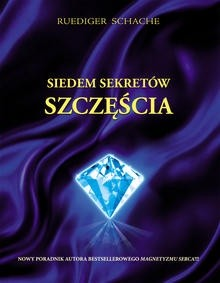 Okładka książki Siedem sekretów szczęścia