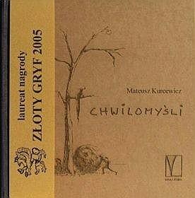 Okładka książki Chwilomyśli/Momenthoughts