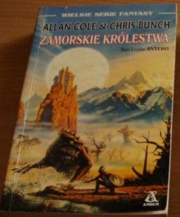 Okładka książki Zamorskie królestwa
