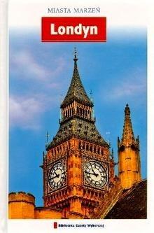 Okładka książki Miasta Marzeń: Londyn