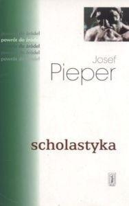 Okładka książki Scholastyka