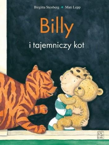 Okładka książki Billy i tajemniczy kot