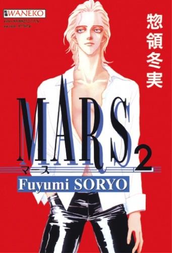 Okładka książki Mars 2