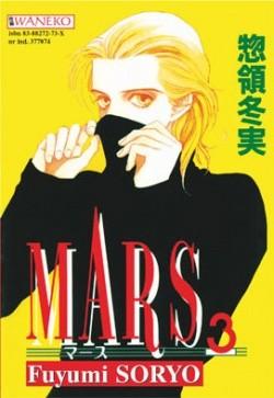 Okładka książki Mars 3