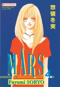 Okładka książki Mars 4