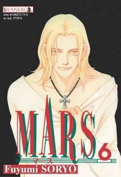Okładka książki Mars 6