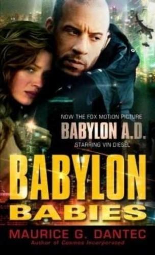 Okładka książki Babylon Babies