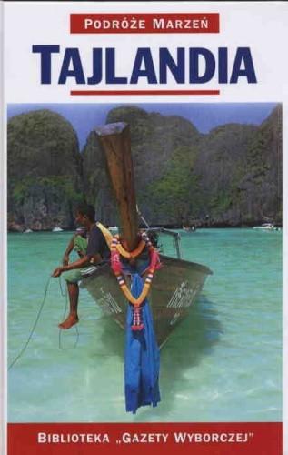 Okładka książki Tajlandia. Podróże marzeń