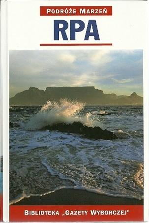Okładka książki RPA. Podróże marzeń