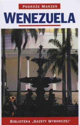 Okładka książki Wenezuela. Podróże marzeń