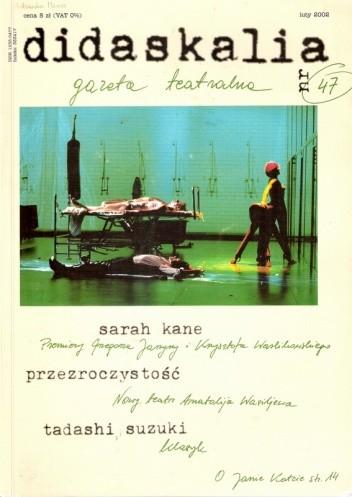 Okładka książki Didaskalia, nr 47 / luty 2002