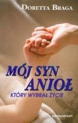 Okładka książki Mój syn, anioł, który wybrał życie
