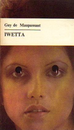 Okładka książki Iwetta