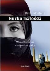 Okładka książki Burka miłości