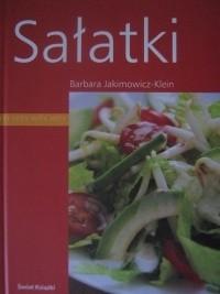 Okładka książki Sałatki