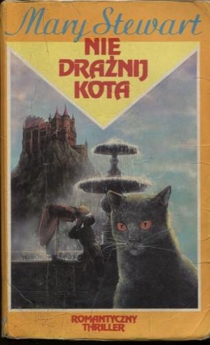 Okładka książki Nie drażnij kota