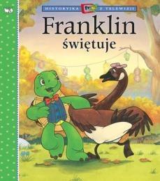 Okładka książki Franklin świętuje
