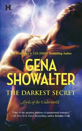 Okładka książki The Darkest Secret