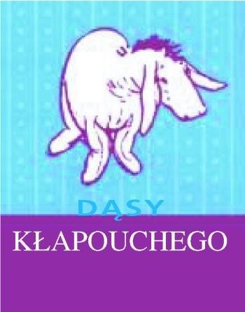 Okładka książki Dąsy Kłapouchego