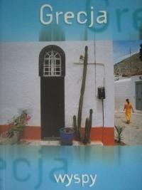 Okładka książki Grecja - wyspy