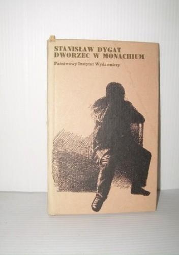 Okładka książki Dworzec w Monachium