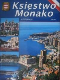 Okładka książki Księstwo Monako