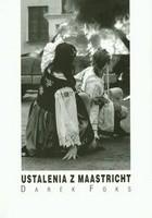 Okładka książki Ustalenia z Maastricht