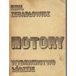 Okładka książki Motory