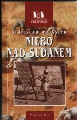 Okładka książki Niebo nad Sudanem