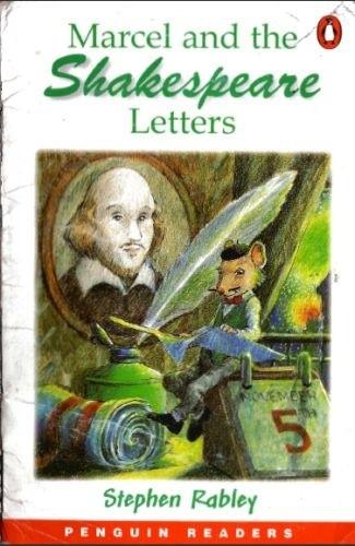 Okładka książki Marcel and the Shakespeare Letters