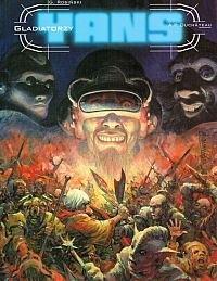Okładka książki Yans: Gladiatorzy