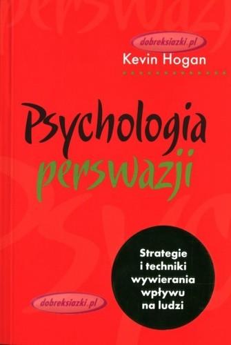 Okładka książki Psychologia perswazji