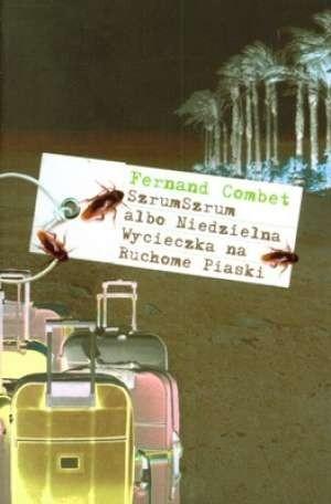 Okładka książki Szrumszrum albo niedzielna wycieczka na ruchome piaski