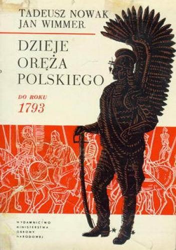 Okładka książki Dzieje oręża polskiego do roku 1793