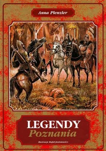 Okładka książki Legendy Poznania