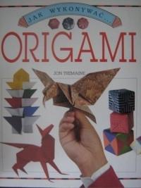 Okładka książki Jak wykonywać... Origami